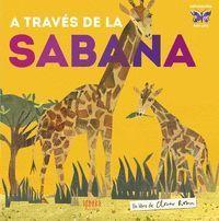A TRAVÉS DE LA SABANA POP UP