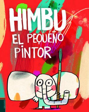 AHIMBU, EL PEQUEÑO PINTOR