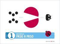 PROYECTO PASO A PASO - NIVEL 1. CUADERNO 1