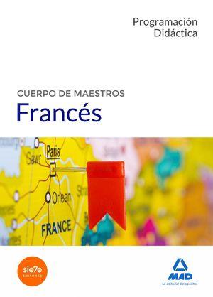 FRANCES PROGRAMACION DIDACTICA (2017) CUERPO MAESTROS