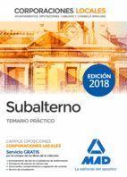 TEMARIO SUBALTERNO PRATICO 2018