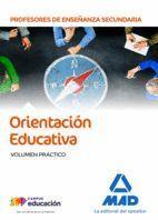 ORIENTACION EDUCATIVA VOLUMEN PRACTICO PROFESORES SECUNDARIA