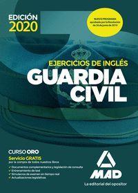 GUARDIA CIVIL EJERCICIOS DE INGLES. ED. 2020
