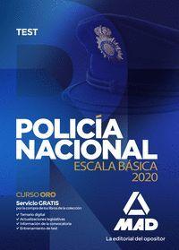 POLICIA NACIONAL TEST