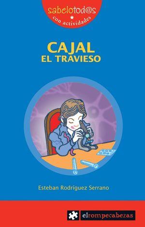 CAJAL EL TRAVIESO, CON ACTIVIDADES
