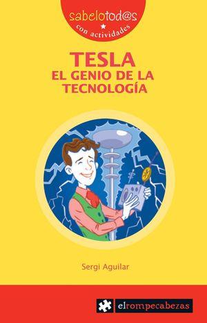 TESLA EL GENIO DE LA TECNOLOGIA