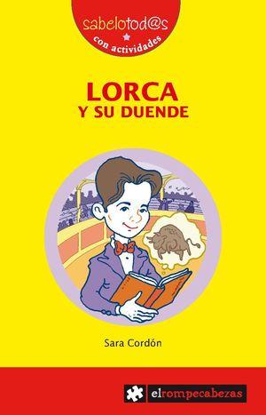 LORCA Y SU DUENDE NE