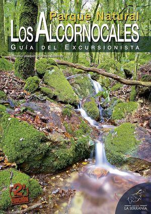 PARQUE NATURAL LOS ALCORNOCALES GUIA DEL EXCURSIONISTA 2ª