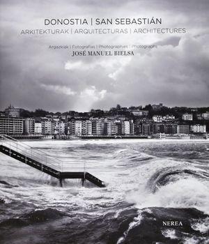 DONOSTIA-SAN SEBASTIÁN / ARQUITECTURAS