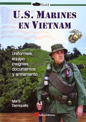 U. S. MARINES EN VIETNAM