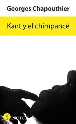 KANT Y EL CHIMPANCÉ