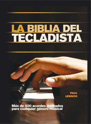 LA BIBLIA DEL TECLADISTA