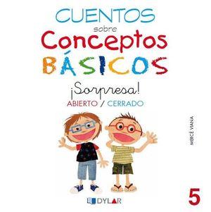 CONCEPTOS BÁSICOS - 5ABIERTO / CERRADO