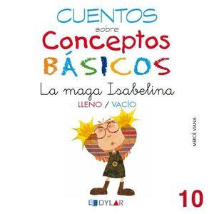 CONCEPTOS BÁSICOS - 10 LLENO / VACÍO