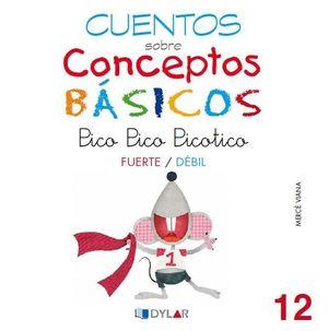 CONCEPTOS BÁSICOS - 12 FUERTE / DÉBIL
