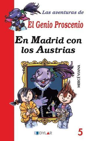 EN MADRID CON LOS AUSTRIAS - LIBRO 5