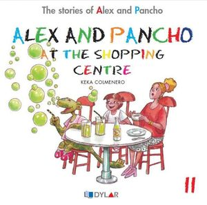 ALEX AND PANCHO AT THE SHOPPING CENTER - STORY 11