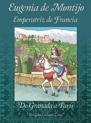 EUGENIA DE MONTIJO EMPERATRIZ DE FRANCIA