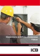 MANTENIMIENTO EN EDIFICIOS E INSTALACIONES PÚBLICAS