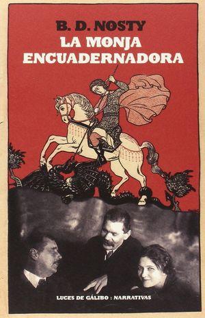 LA MONJA ENCUADERNADORA