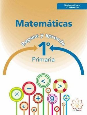 MATEMATICAS 1ºEP 16 REPASA Y APRENDE