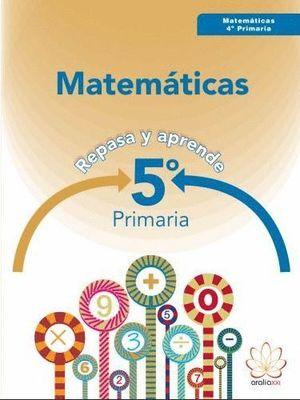 MATEMATICAS 5ºEP 16 REPASA Y APRENDE