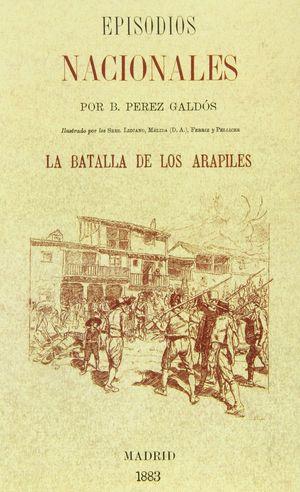 LA BATALLA DE LOS ARAPILES (EDIC. FACSIMIL 1883)