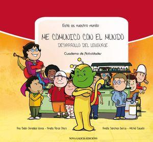 ME COMUNICO CON EL MUNDO