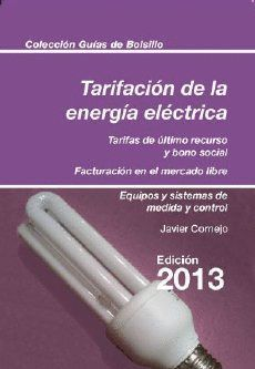 TARIFACIÓN DE LA ENERGÍA ELÉCTRICA