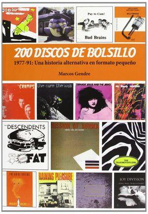 200 DISCOS DE BOLSILLO, 1977-91: UNA HISTORIA ALTERNATIVA EN FORMATO PEQUEÑO