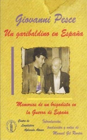 UN GARIBALDINO EN ESPAÑA