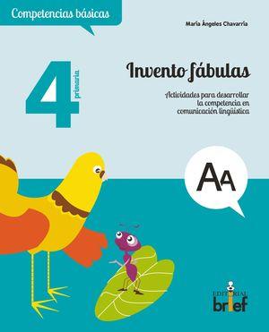 INVENTO FÁBULAS. ACTIVIDADES PARA DESARROLLAR LA COMPETENCIA EN COMUNICACIÓN LIN