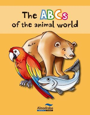 THE ABCS OF THE ANIMAL WORLD (CARPETA)