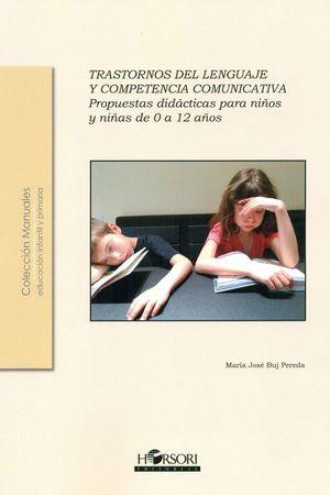 TRANSTORNOS DEL LENGUAJE Y COMPETENCIA COMUNICATIVA