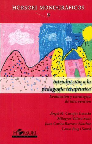 INTRODUCCION A LA PEDAGOGIA TERAPEUTICA