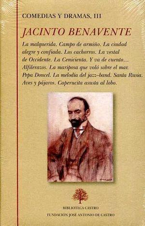 LA MALQUERIDA. CAMPO DE ARMIÑO. LA CIUDAD ALEGRE Y CONFIADA. LOS CACHORROS. LA V