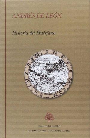 HISTORIA DEL HUÉRFANO