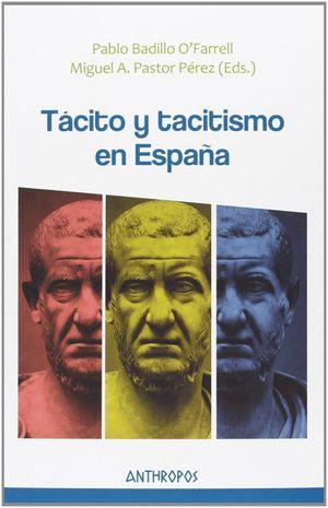 TÁCITO Y TACITISMO EN ESPAÑA