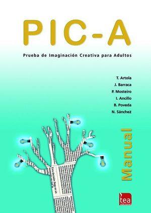 PIC-A PRUEBA DE IMAGINACION CREATIVA PARA ADULTOS