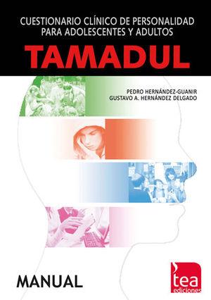 TAMADUL CUESTIONARIO COMPLETO