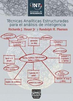 TECNICAS ANALITICAS ESTRUCTURADAS PARA EL ANALISIS DE INTELIGENCI
