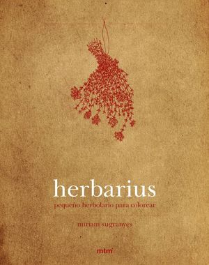 HERBARIUS, PEQUEÑO HERBOLARIO PARA COLOREAR