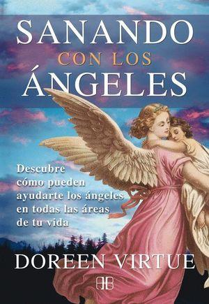 SANANDO CON LOS ANGELES (LIBRO).