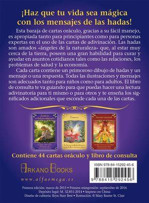 MENSAJES MAGICOS DE LAS HADAS