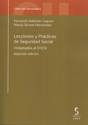 LECCIONES Y PRÁCTICAS DE SEGURIDAD SOCIAL