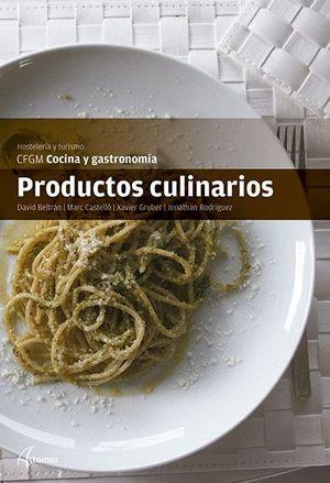 PRODUCTOS CULINARIOS CFGM