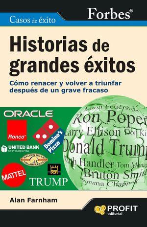 HISTORIAS DE GRANDES ÉXITOS
