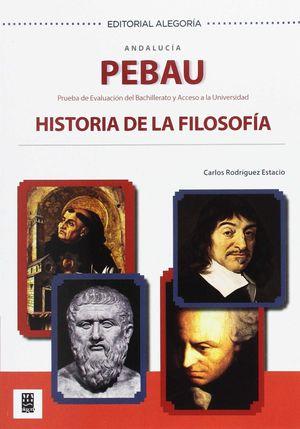 PEBAU HISTORIA DE LA FILOSOFÍA ANDALUCÍA