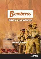 BOMBEROS TEMARIO Y CUESTIONARIOS MATERIAS GENERALES