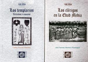 TEMPLARIOS Y CLÉRIGOS EN LA EDAD MEDIA